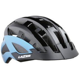 Lazer Compact Deluxe Helmet black-blue